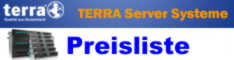 Terra Server Preise (Aktuell)